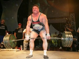 Andy Bolton, ENG - Powerlifter