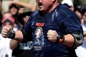 Strongman Results For World Champions & Modern Day Legends