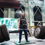 Ireland's Strongest Man places 6th overall and pulls 520KG in Uzbekistan