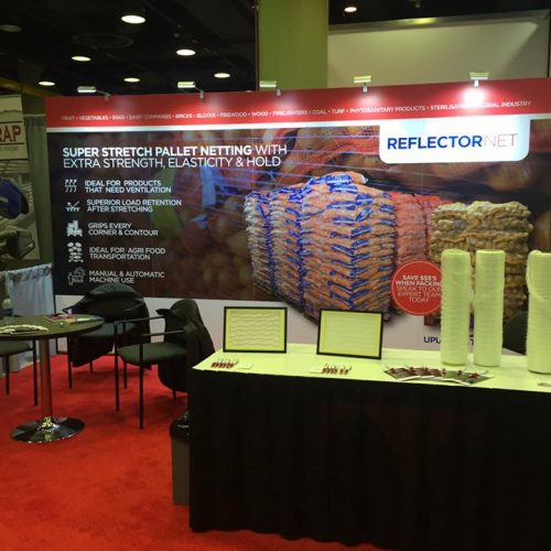 Bale Netting & Industrial Pallet Wrap PackExpo