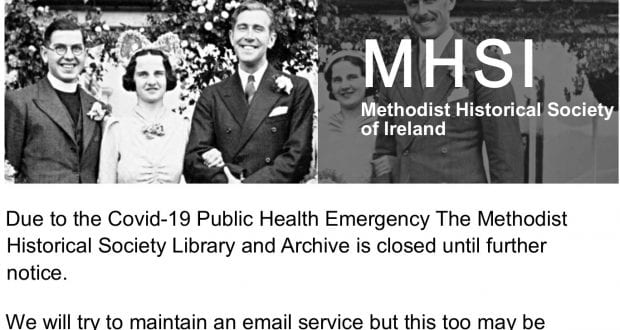 MHSI closed until further notice